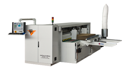 "Cutting-Creasing Machine ""Modular Star Feed"""
